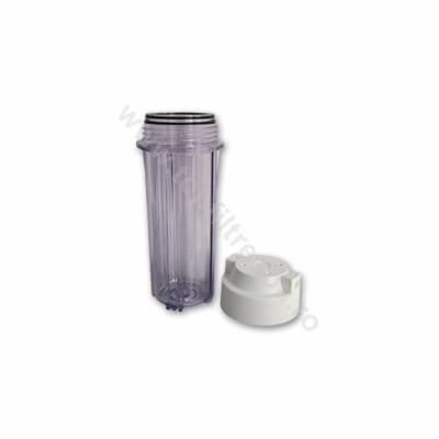 Carcasa filtru-transparent