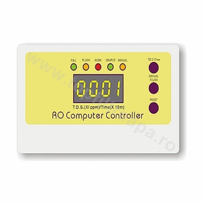 Controller si monitor TDS